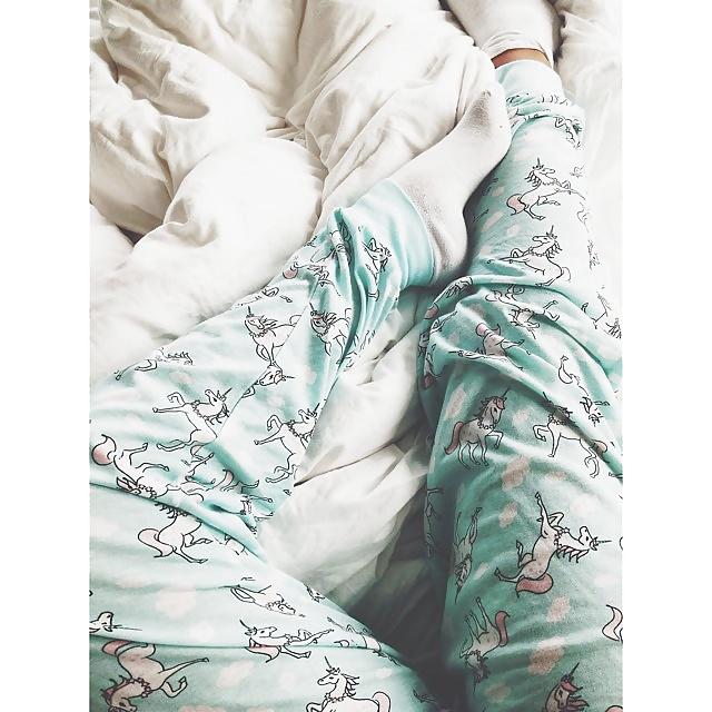 Реальные фото девушек в пижаме