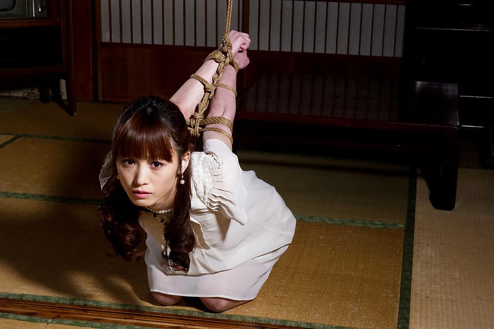 Extreme asian girl