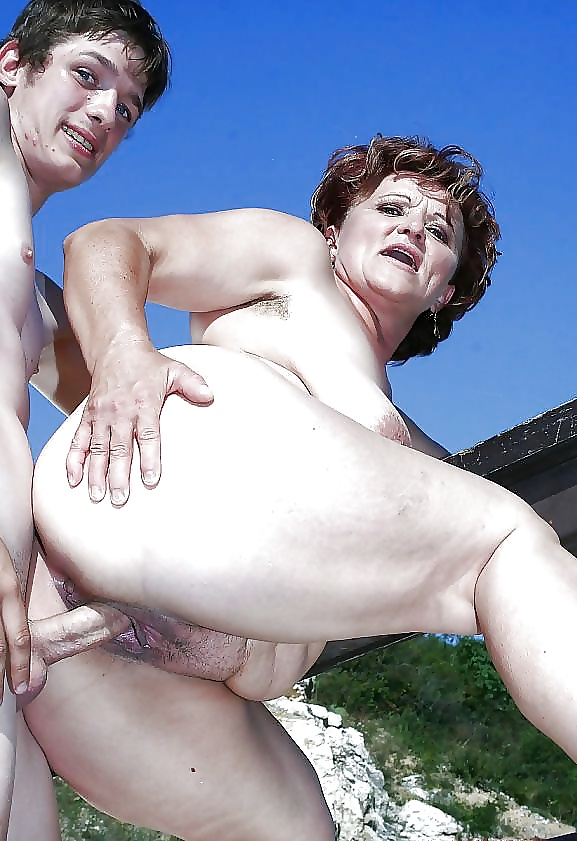Granny anal sex erotic sex