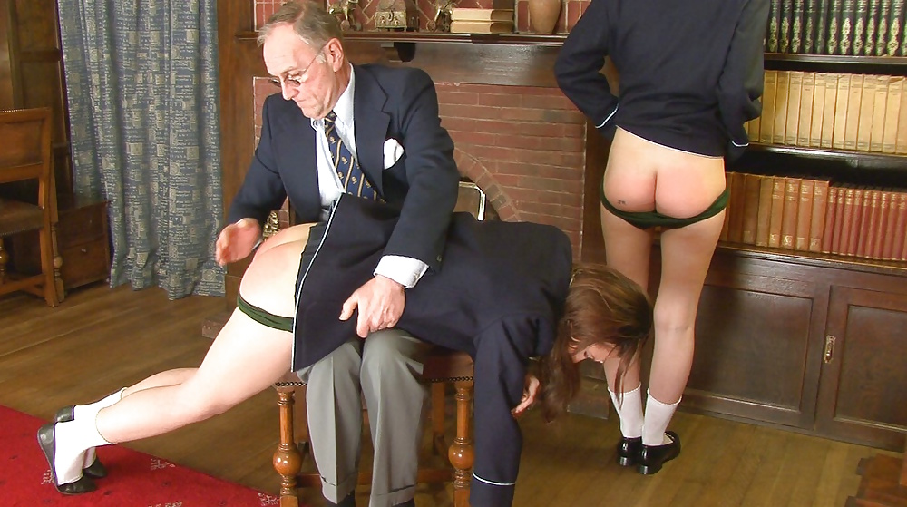 My First Adult Spanking