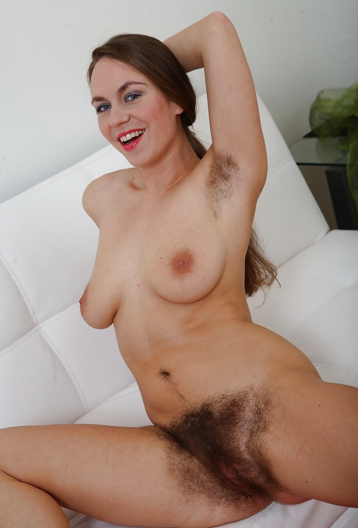 Nude Women With Hairy Bush Pics