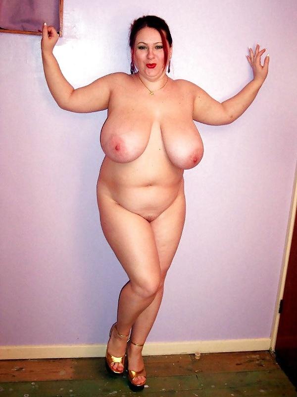 Толстые зрелые голые тетки