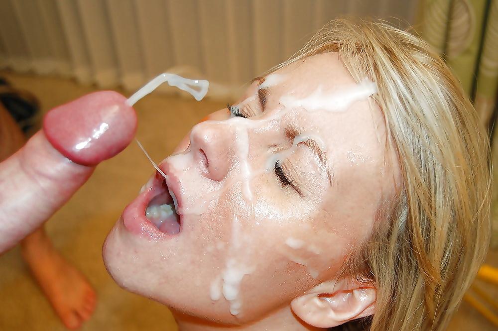 Huge Cumshot Facial Covering Morgan Rain Whole Face
