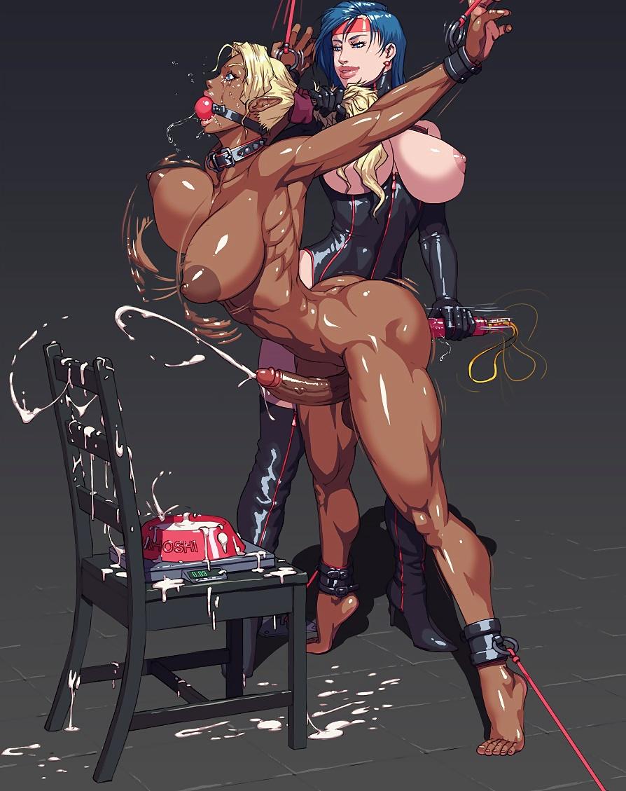 Bondage shemale porn