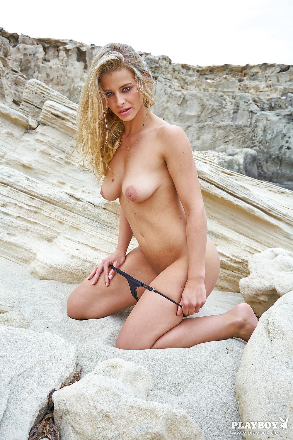 Playboy nackt im saskia atzerodt Sexy
