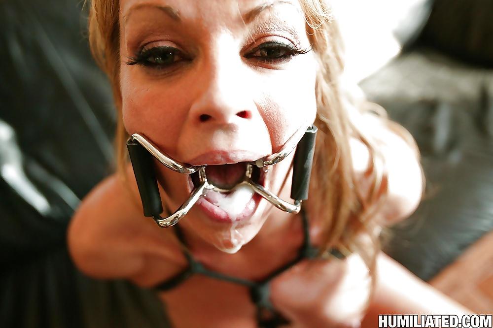 Dental Gag Porn Pics