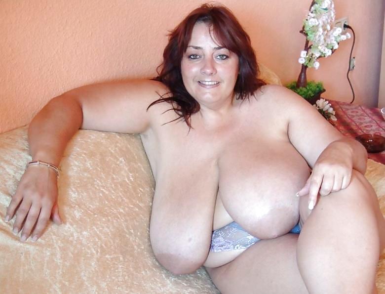 Фото голых зрелых пышек с огромными сиськами — 7
