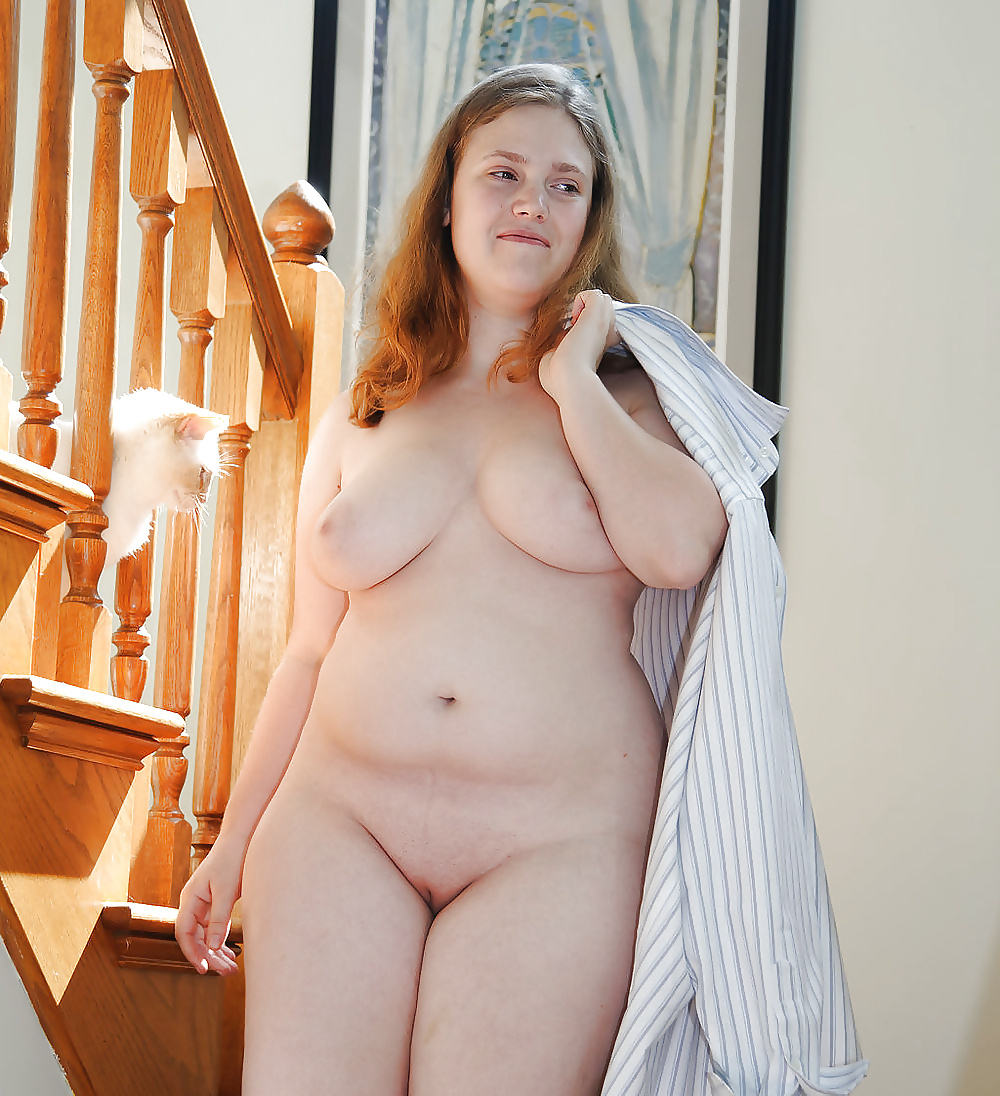 Naked chubby average girls nude — pic 9