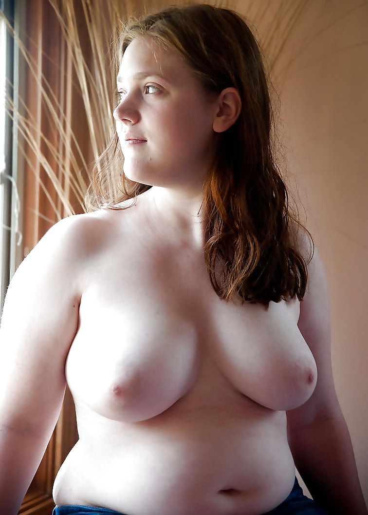 Chubby Amateur Tiny Tits