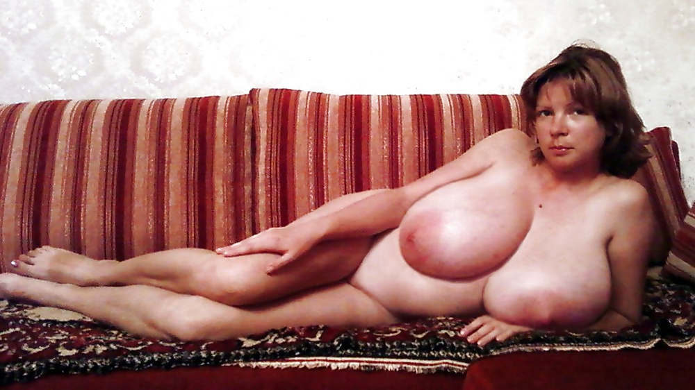 Russian Beauty With Big Tits Became A Gift For The Old Man