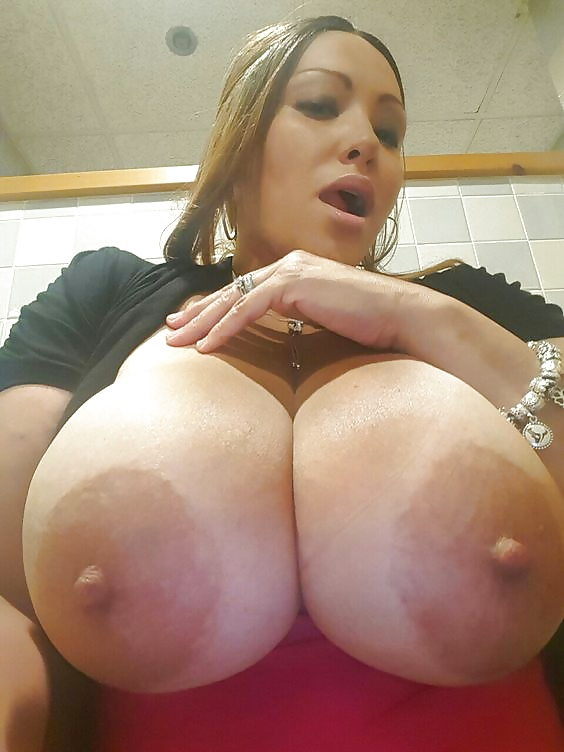Huge massive tits pussy ripped thick