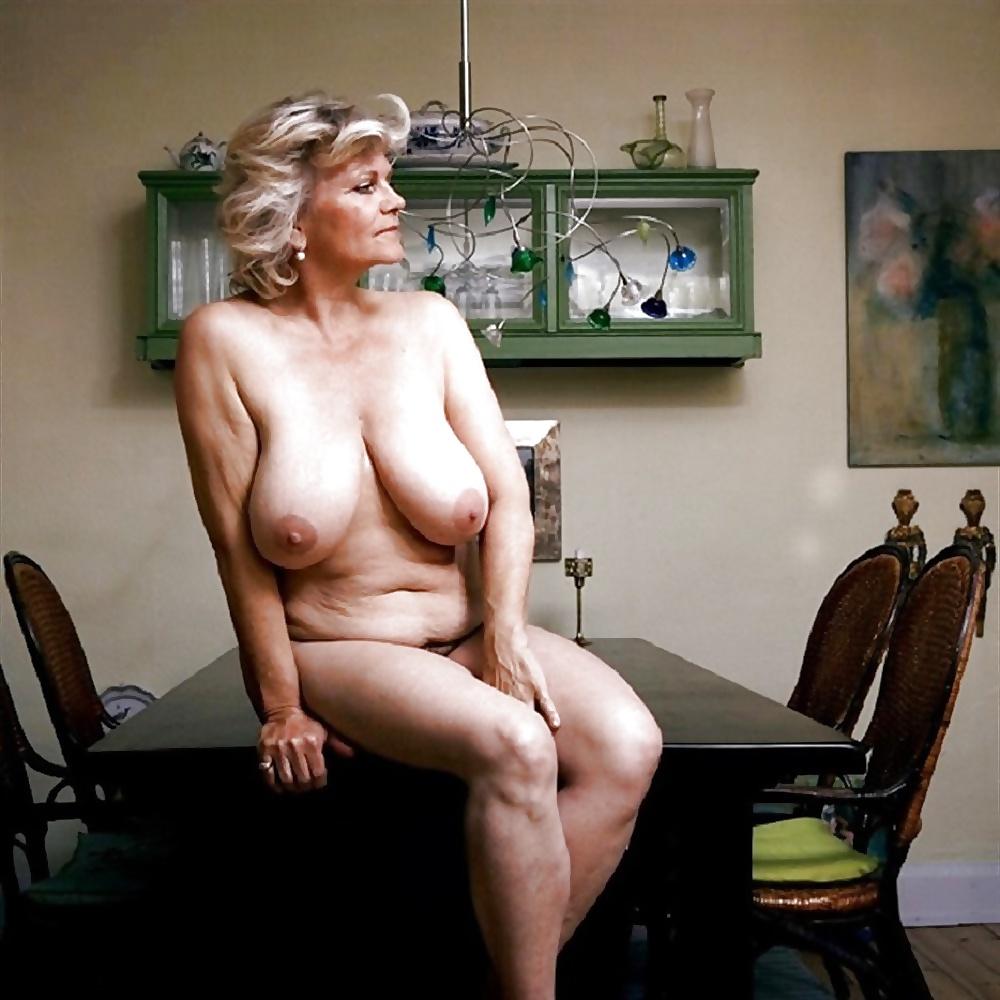 Granny beth nude