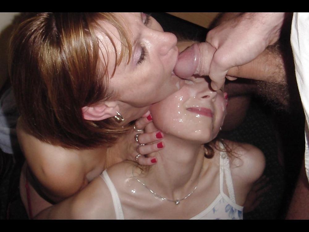Mom Makes Daughter Eat Cum Pics