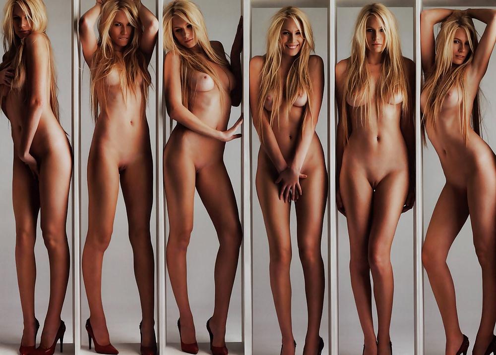 Fully naked female celebrities