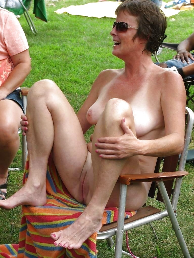 Mature and nudist and camp