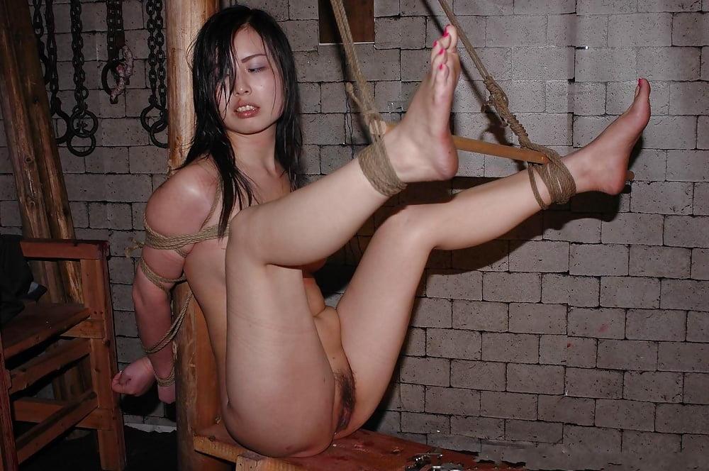 Chinese bondage pics