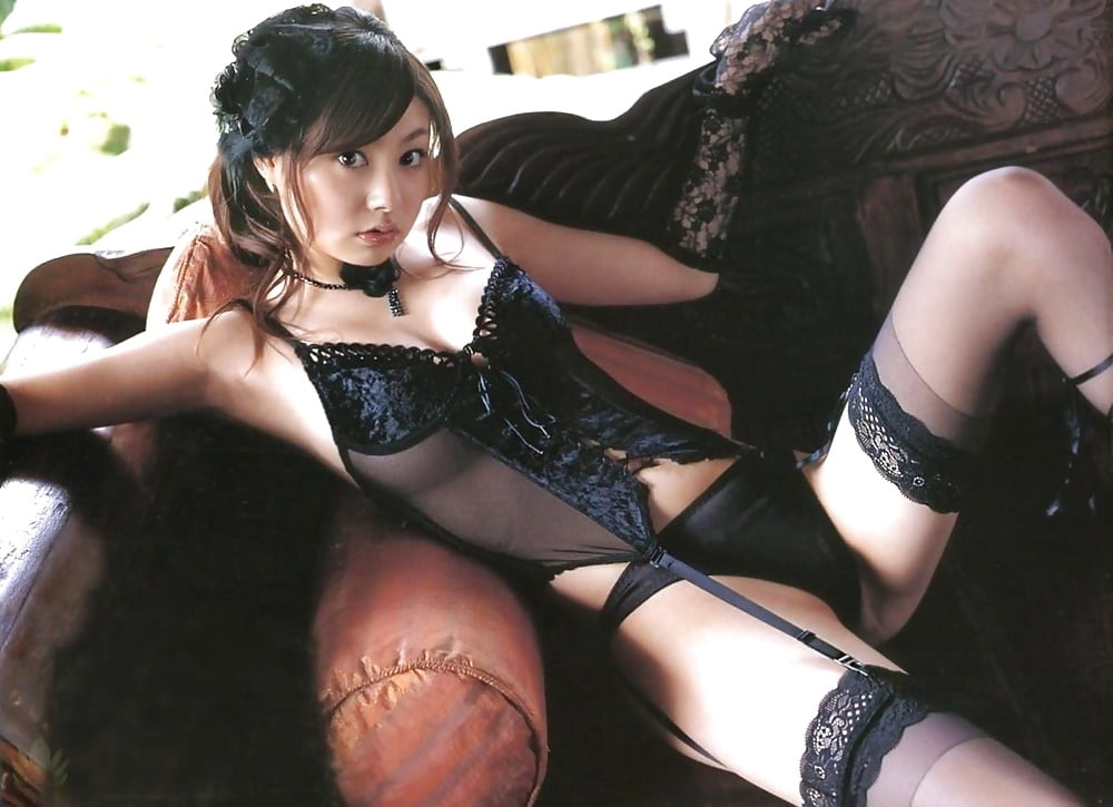 Japanese glamour stockings — photo 7