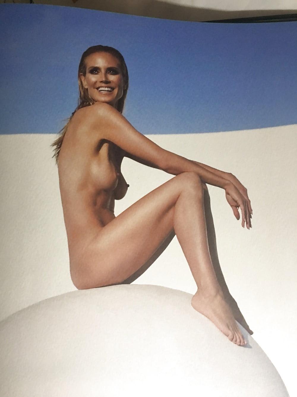 Heidi klum sexy naked photos
