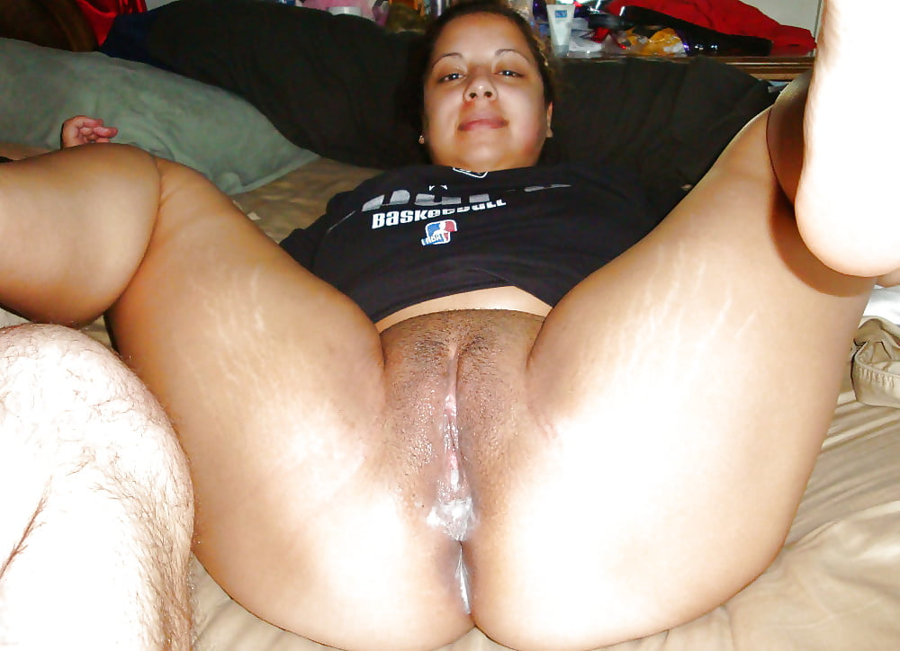 Bbw internal creampie