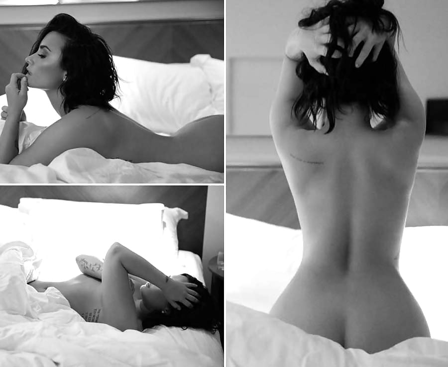 Free demi lovato lesbian nude