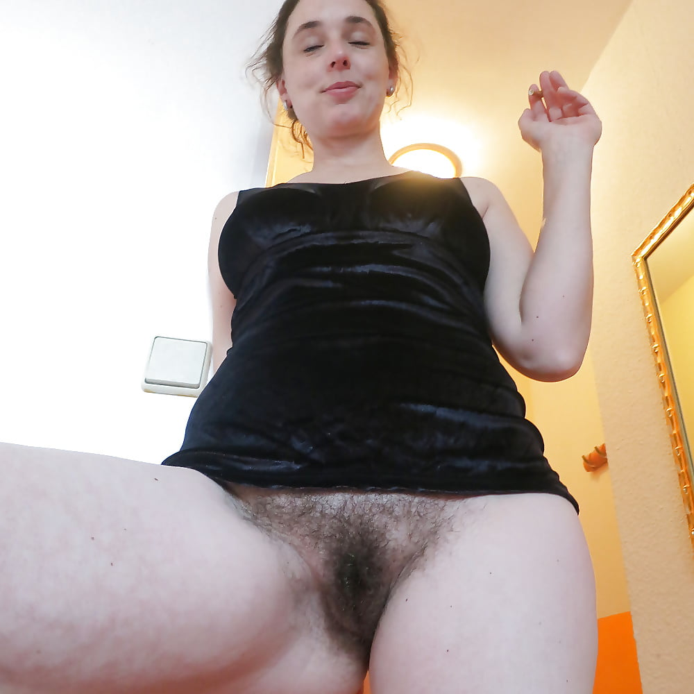 Party hairy amateur women booty