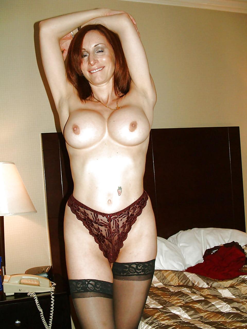красивая зрелая жена
