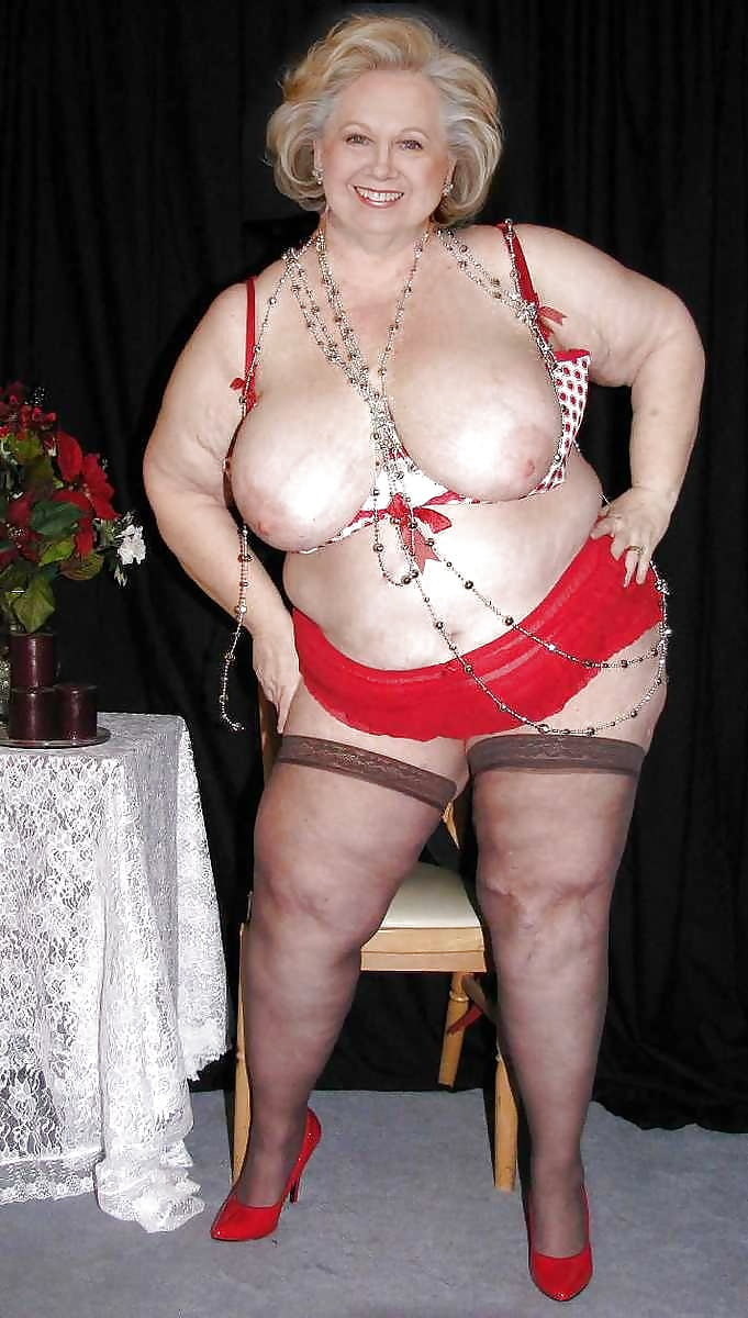 Girdle granny Out Of