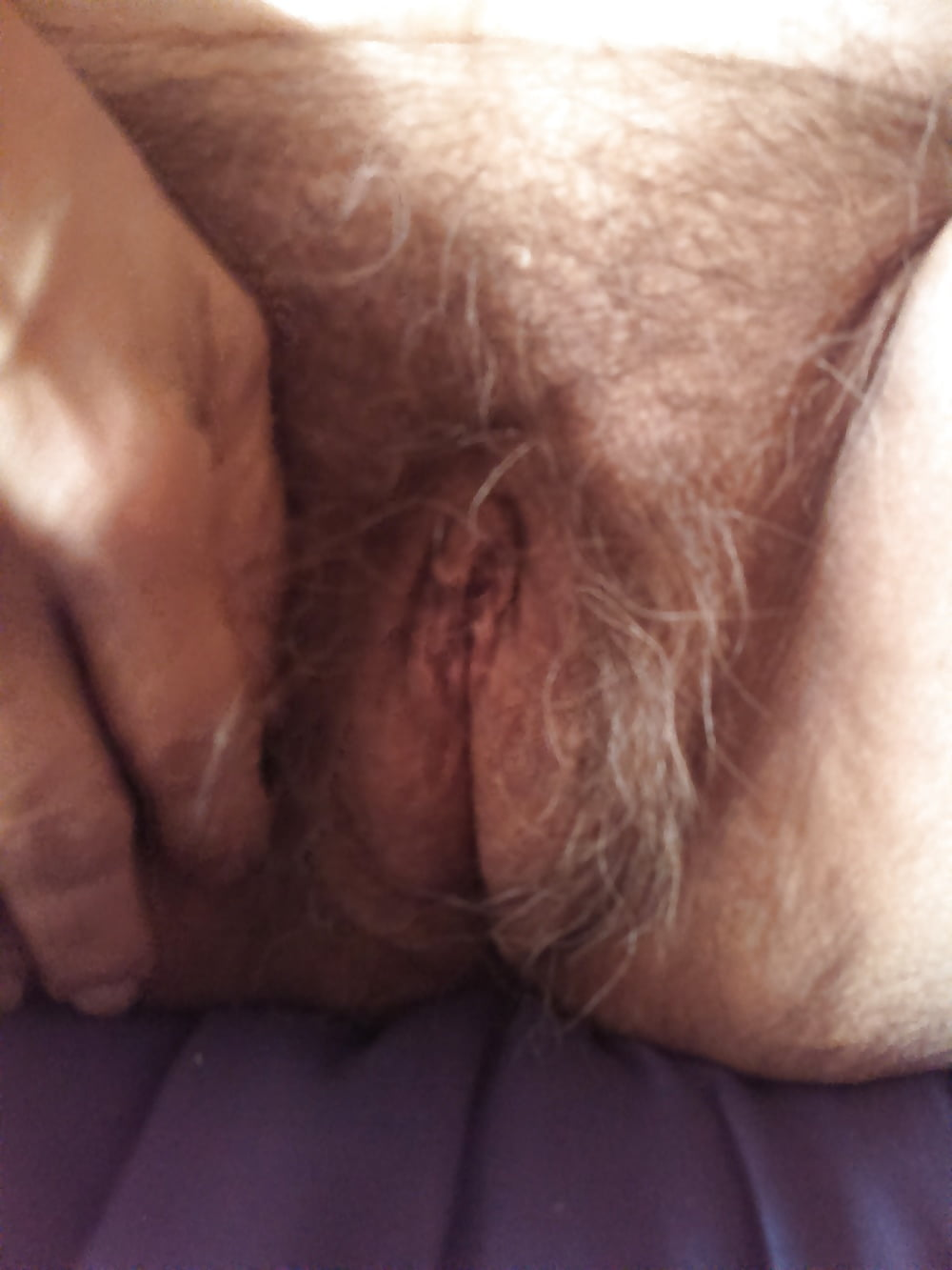 Old grey haired pussy