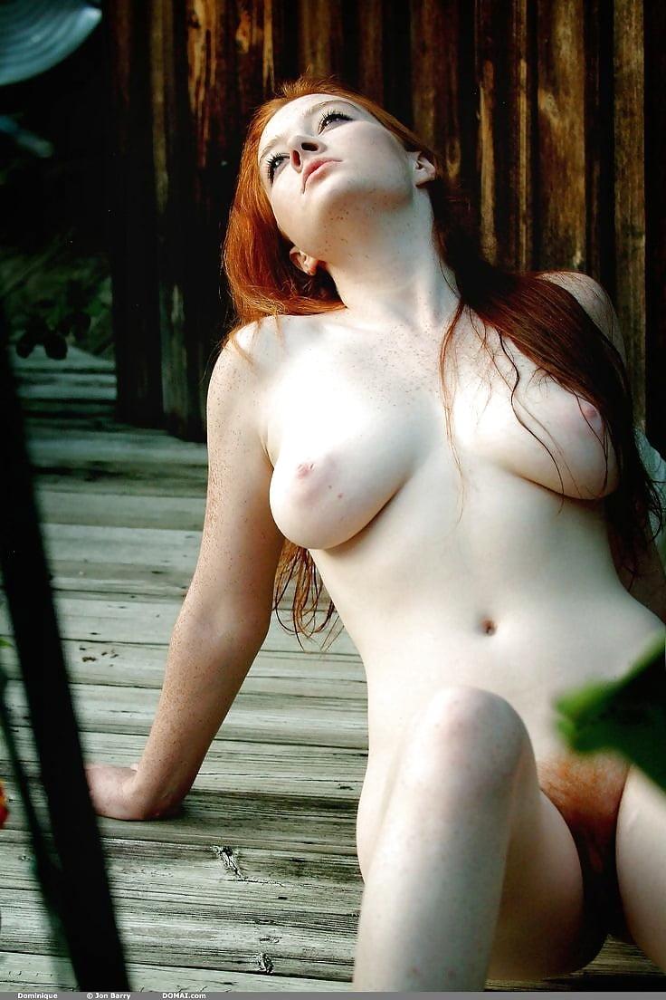 hairy-redhead-dominique-naked-maid-pornstar