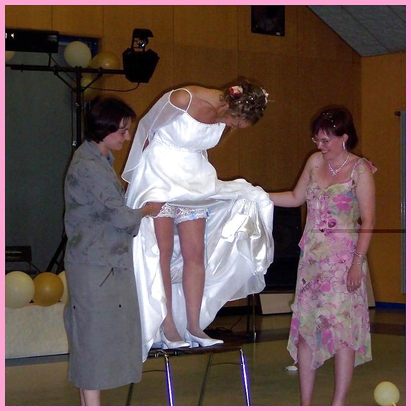 Подглядывание за невестой — img 6
