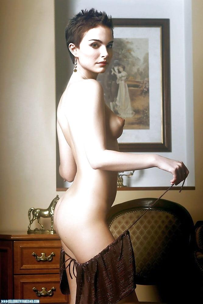 Naked natalie portman Natalie Portman