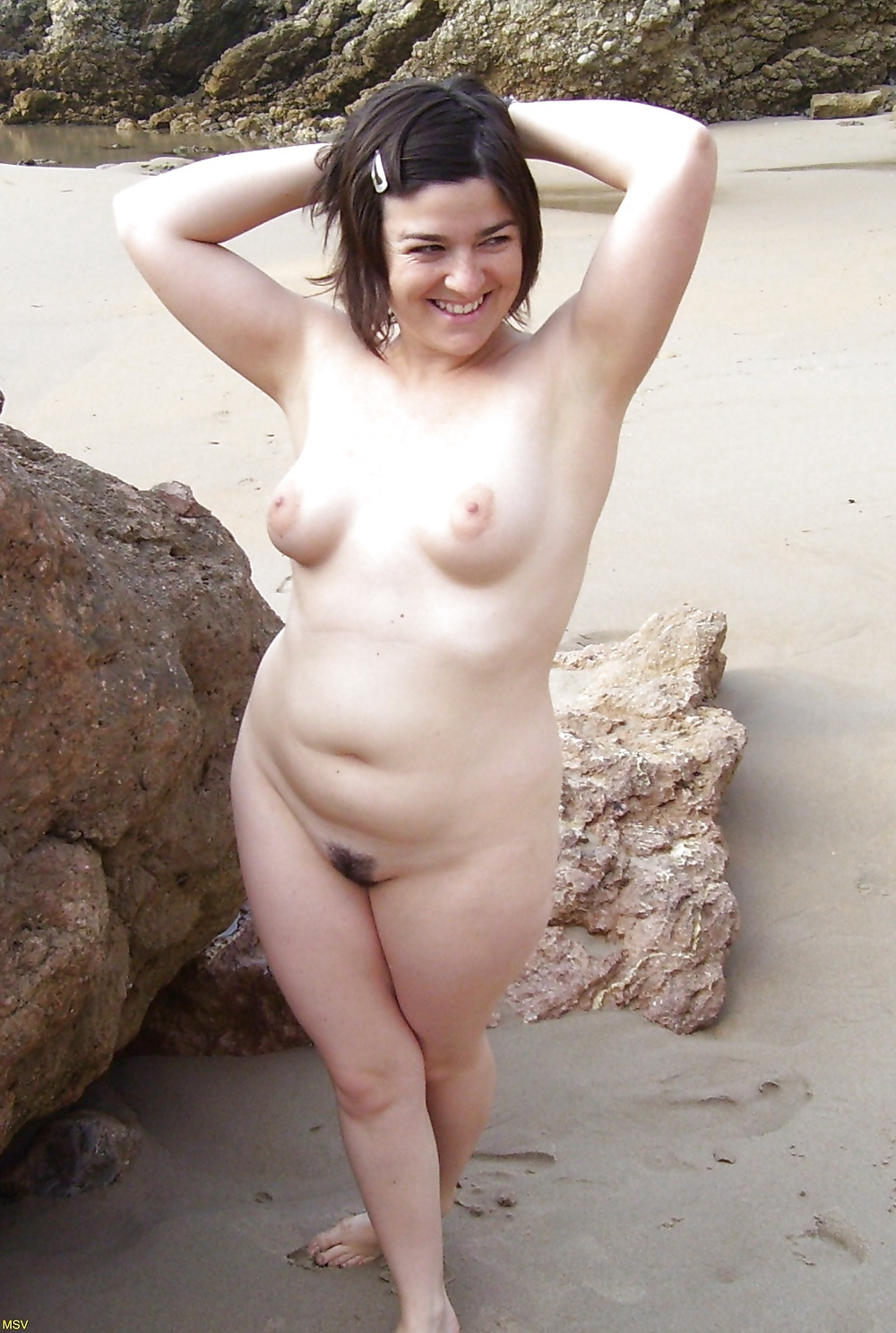 Chubby gymnast nudist 7