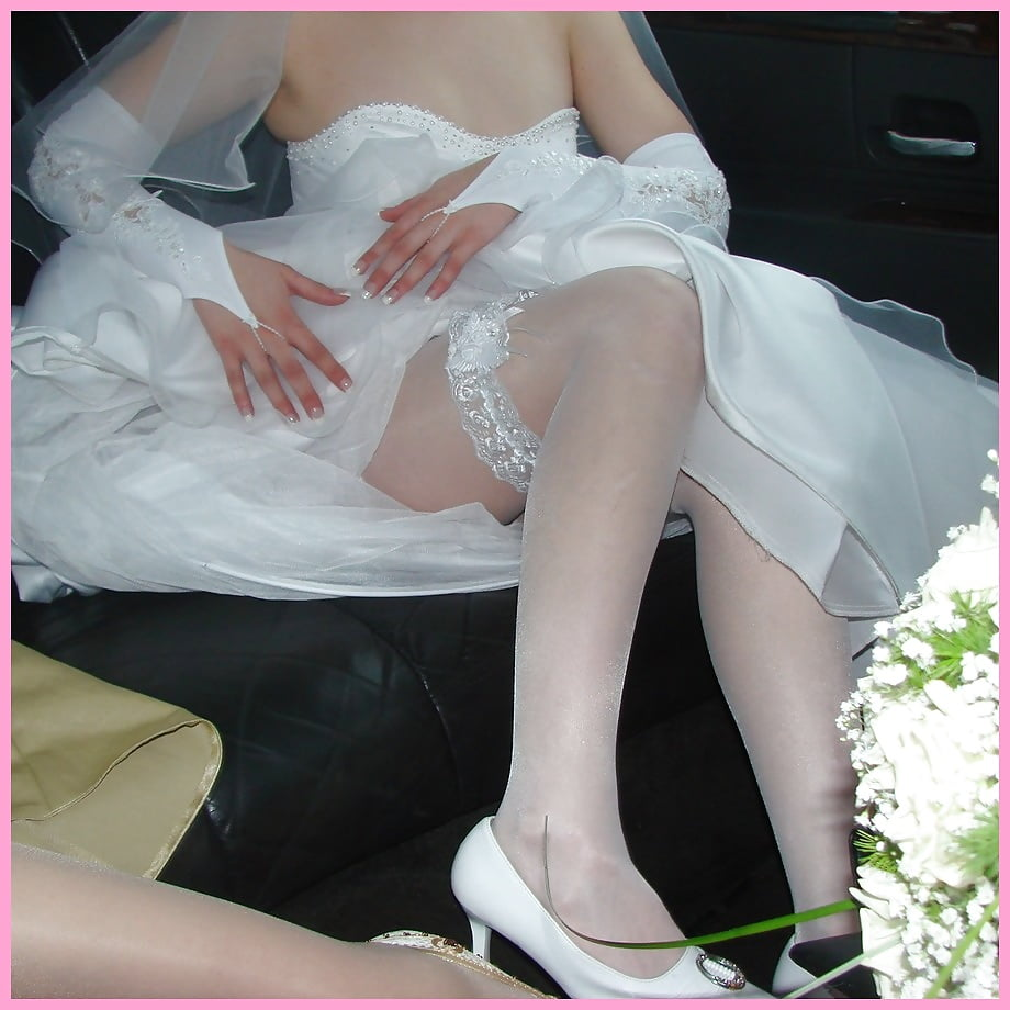 конечном под юбкой у невест голос валяясь ним