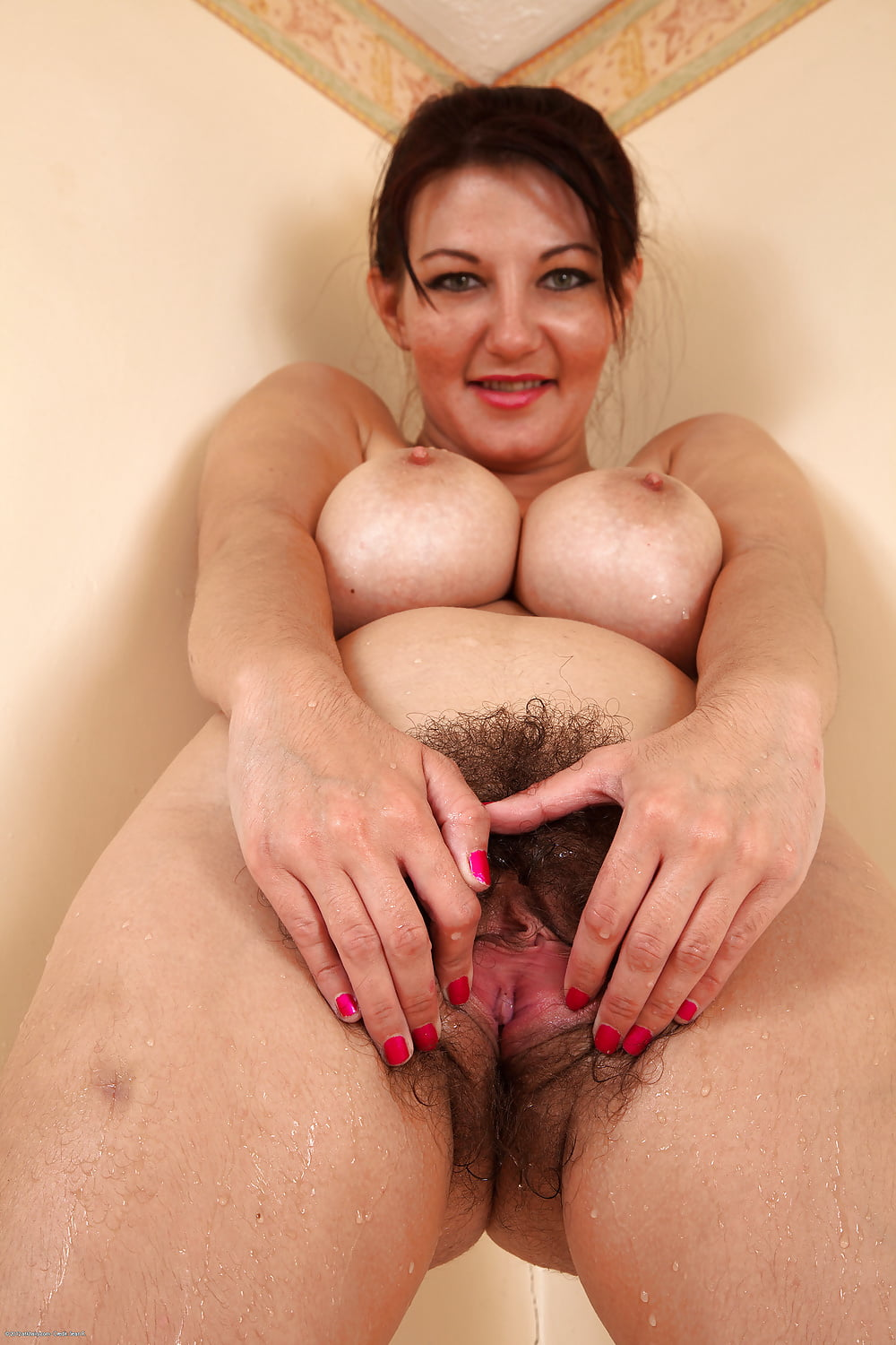 Free hairy and busty