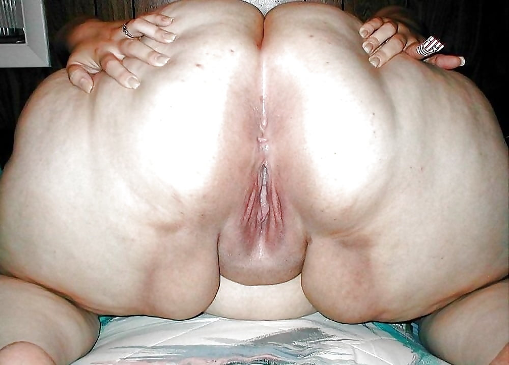 Bbw pussy close up solo