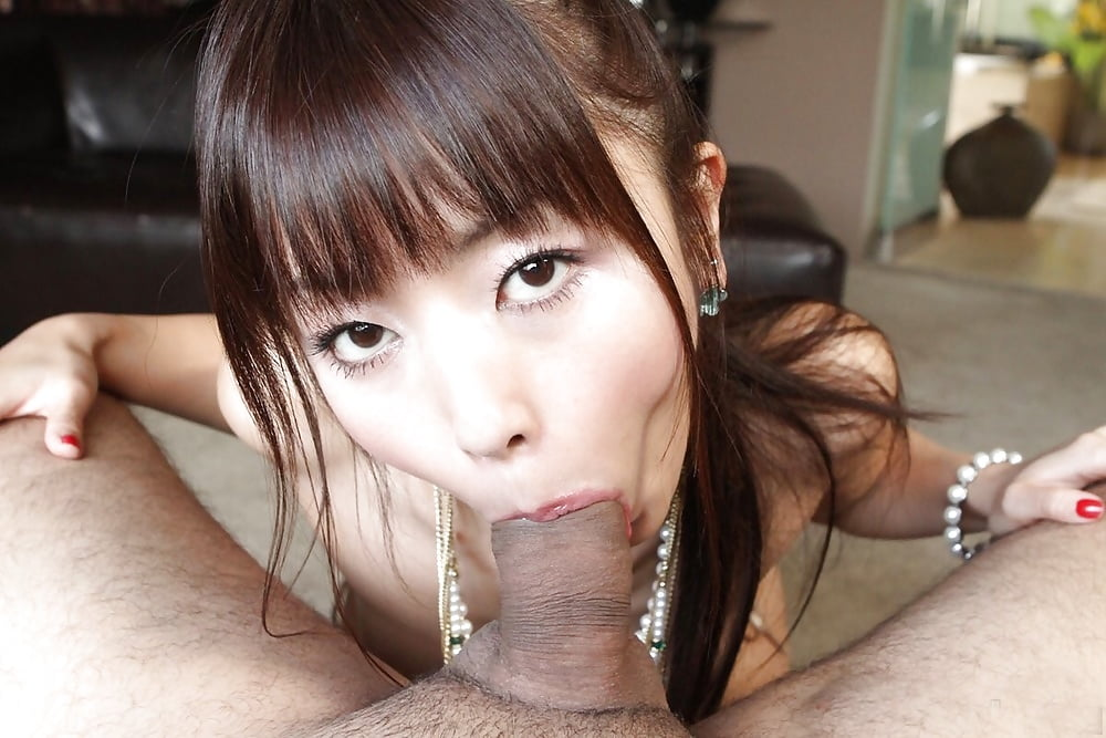 Super cute japanese girl suck