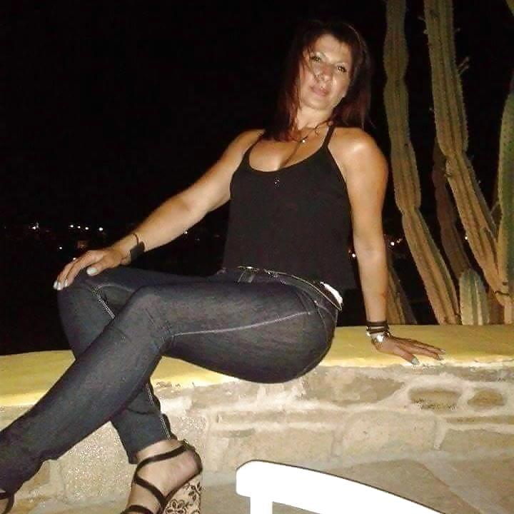 Greek Milf Dimitra El fb - Photo #3