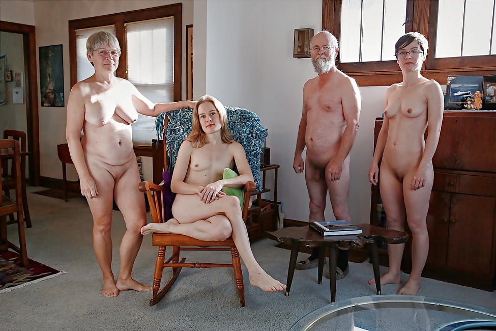 Watching nudity