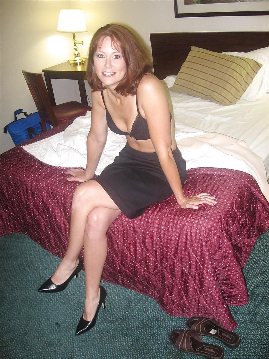 Milf in hotel room