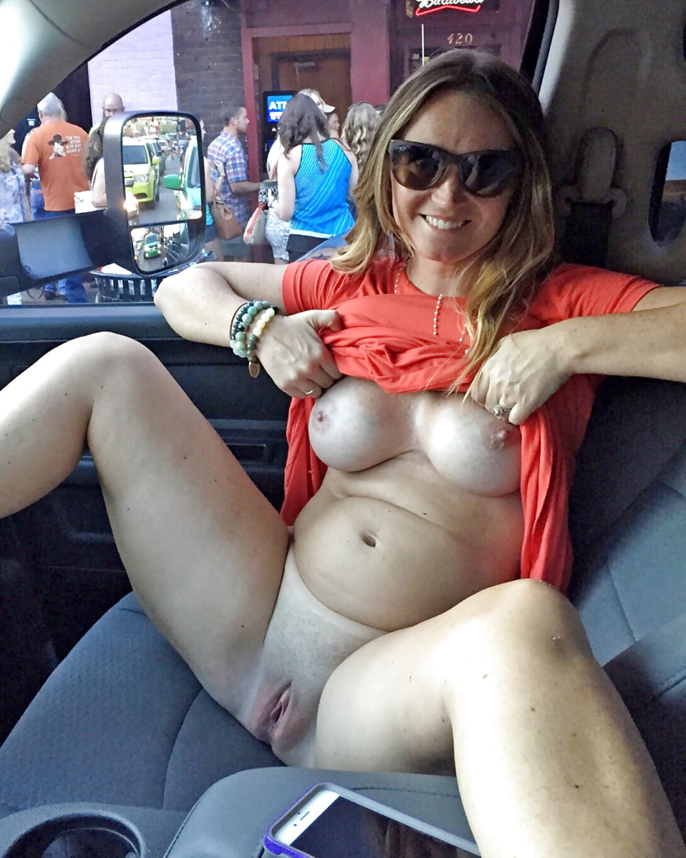 school-wife-flashing-cars-giving-blowjob