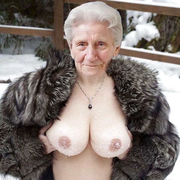Big Tits Granny Nude Pics, Granny Porn Photos