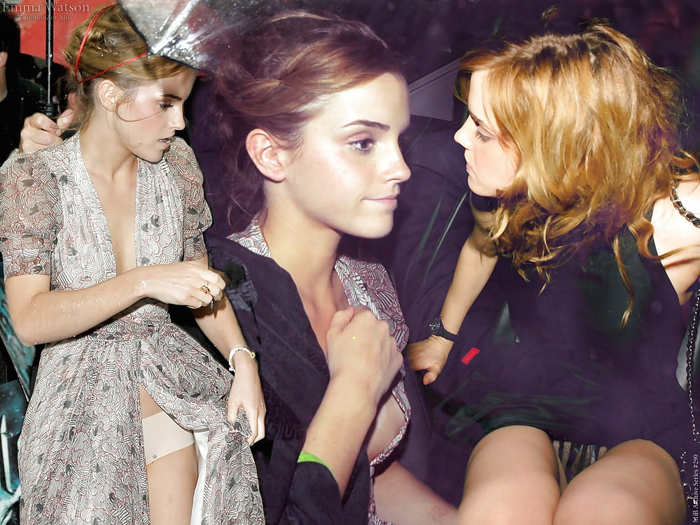 Emma Watson Ups