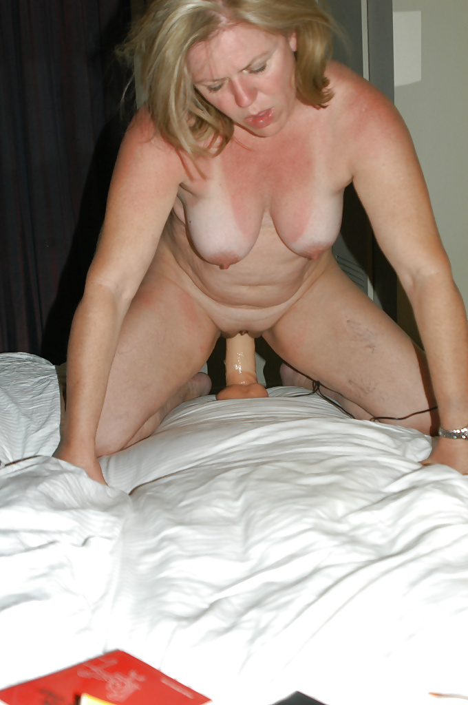 Not so perfect milf