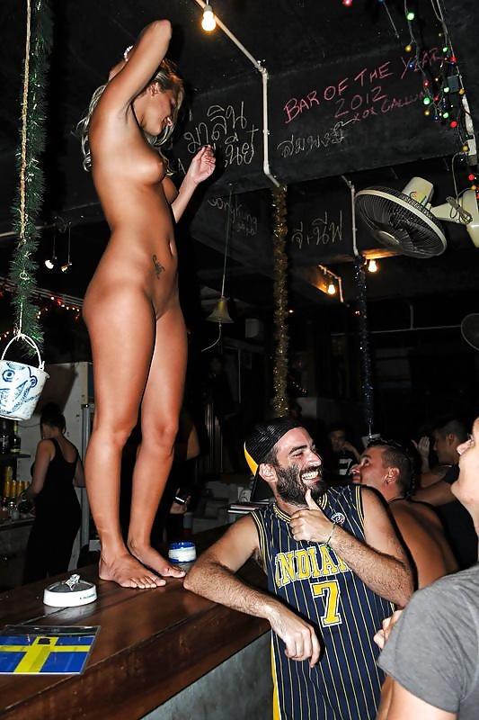 Club naked in seoul