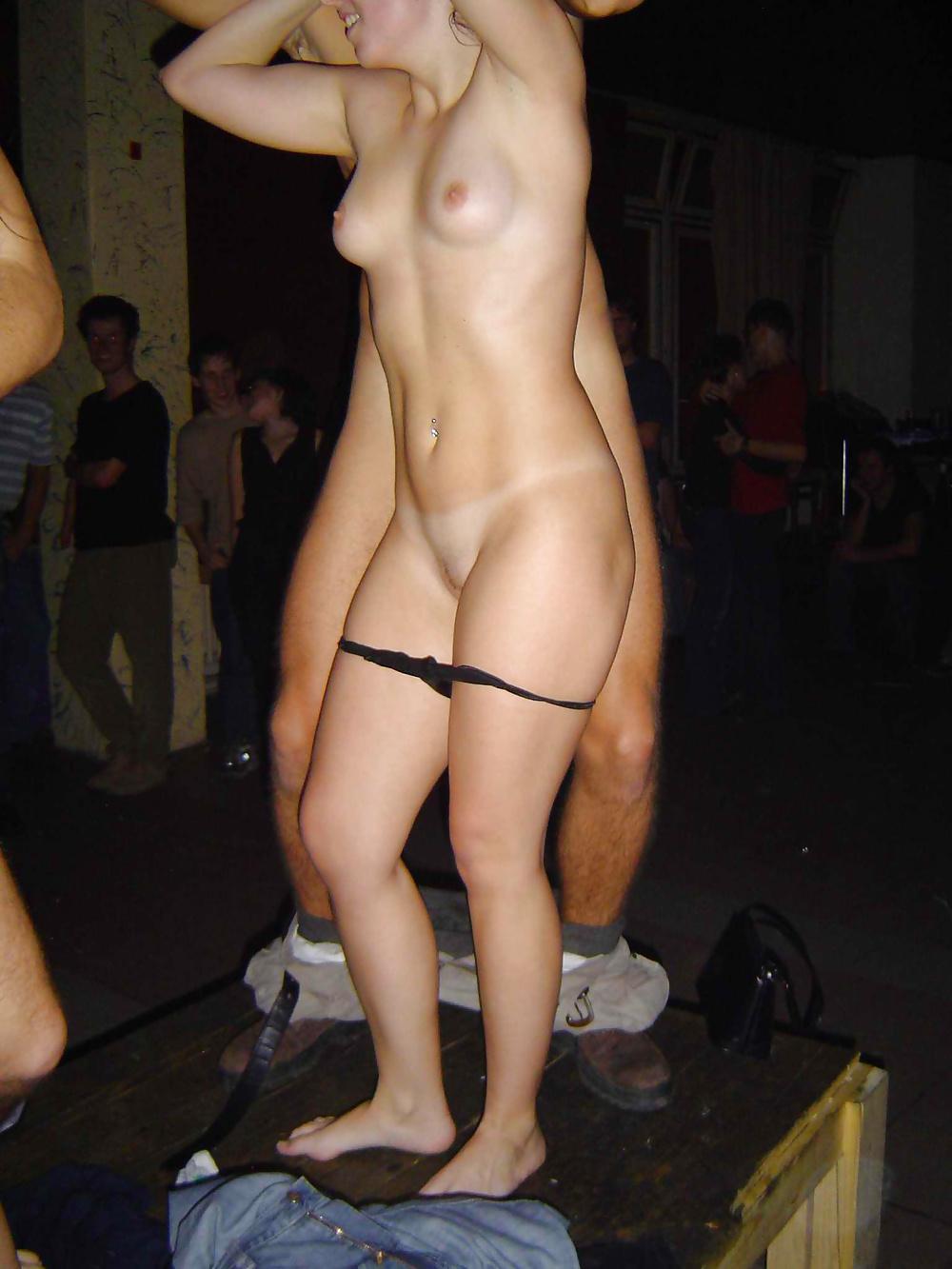 Homemade stripper