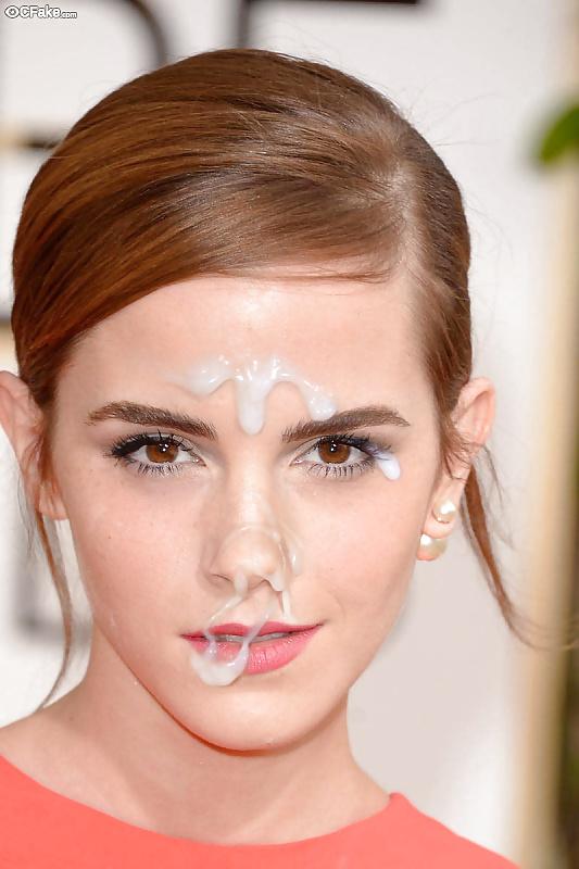 Emma Watson Bukkake