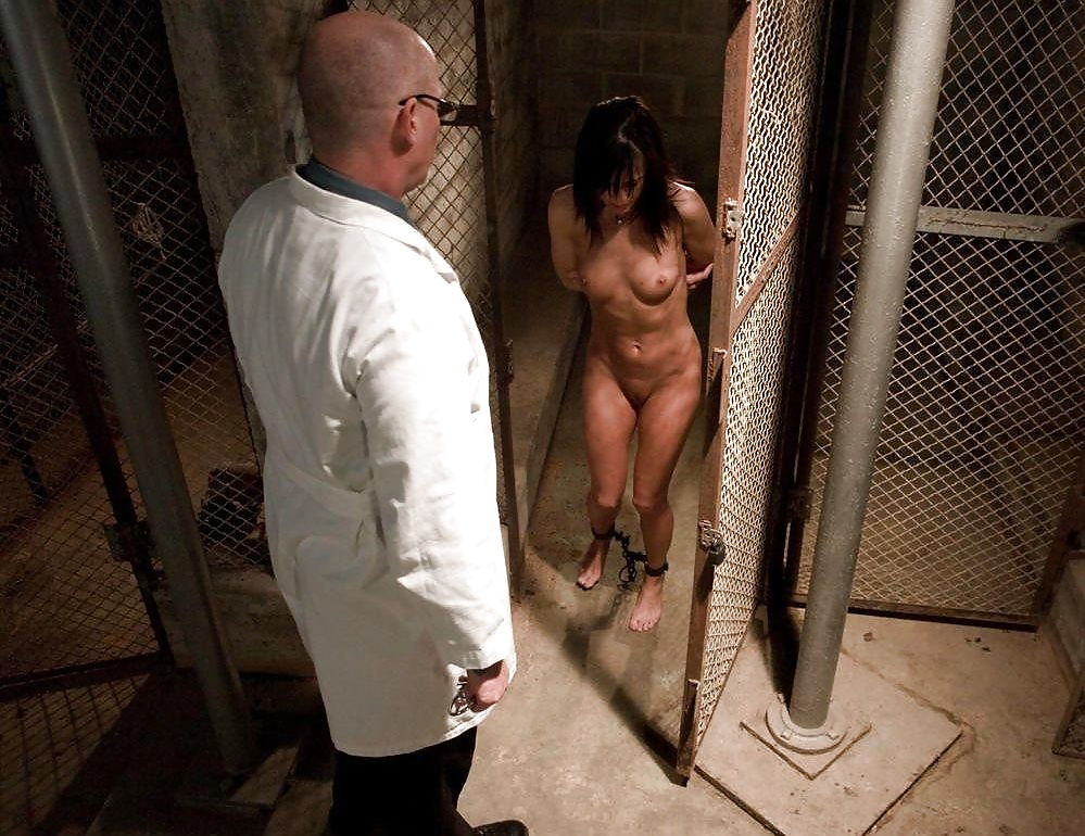 Asian Naked Sex Slave In Chains Blows And Fucks In Prison On Gotporn