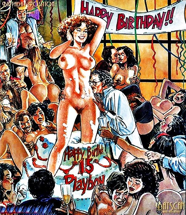 Erotic Comics Club