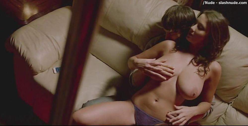 Danielle sellers sexy and topless