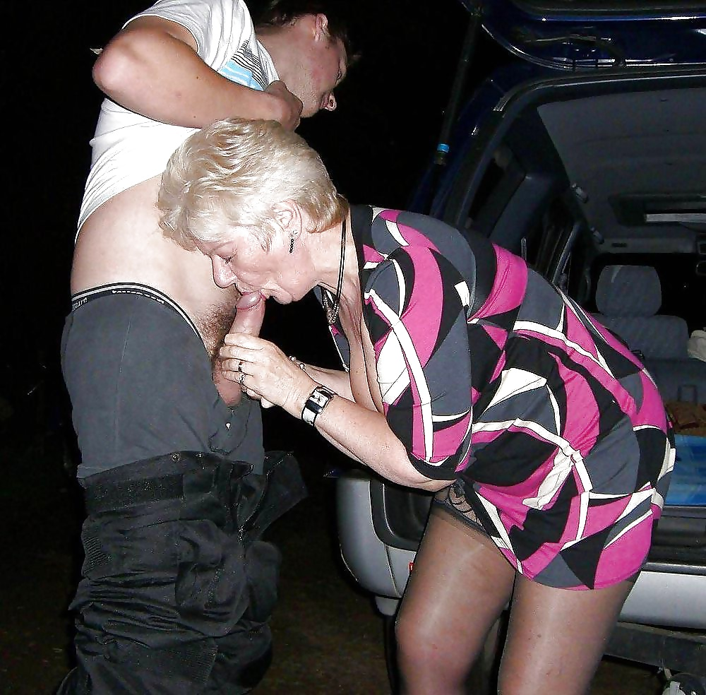 Collection Of Real Dogging Pictures